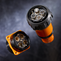 Connecteurs Industriels Multicontacts