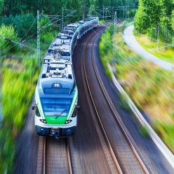 Solutions de communication pour les chemins de fer