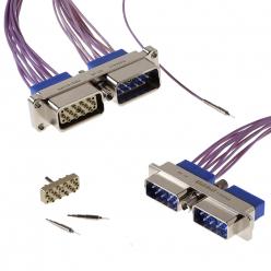 Connecteurs fibre optique Mil Aero
