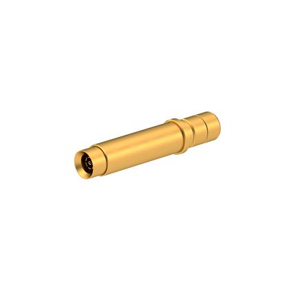 Contacts coaxiaux pour connecteurs multiports 38999 ou rectangulaires