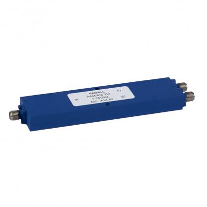 Les diviseurs de puissance et les combineurs offrent une large couverture de fréquences de 0,22 GHz à 26,5 GHz