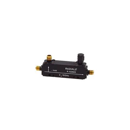 Les coupleurs directionnels sont conçus pour les applications de systèmes nécessitant un nivellement externe, une surveillance précise, un mélange de signaux, une transmission par balayage et des mesures de réflexion