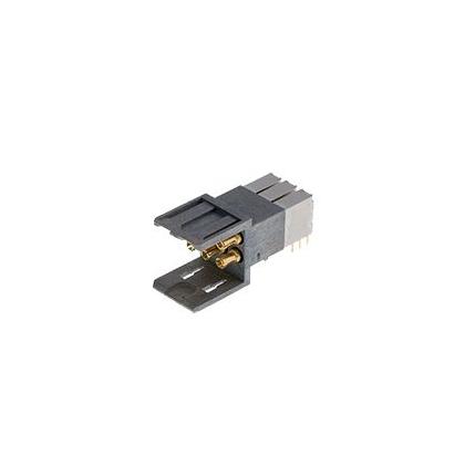 COAXIPACK: modules multiports jusqu'à 6 contacts coaxiaux par module