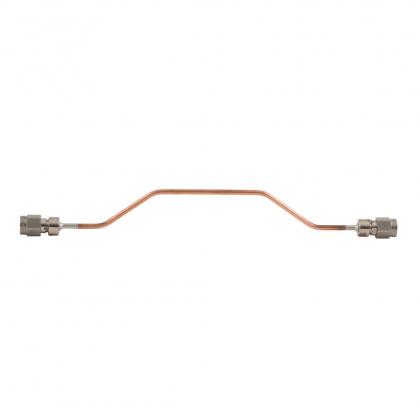 """L'ensemble de câbles coaxiaux semi-rigides à espace microporeux de 0,085 """""""
