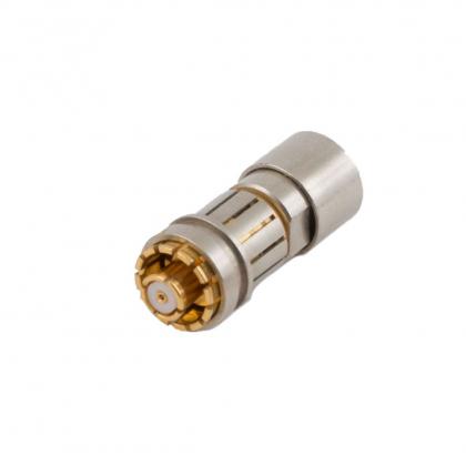 Terminaisons coaxiales SMP / SMP-LOCK d'espace de faible puissance