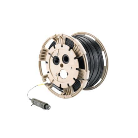 Deployable Fiber Optic Reels