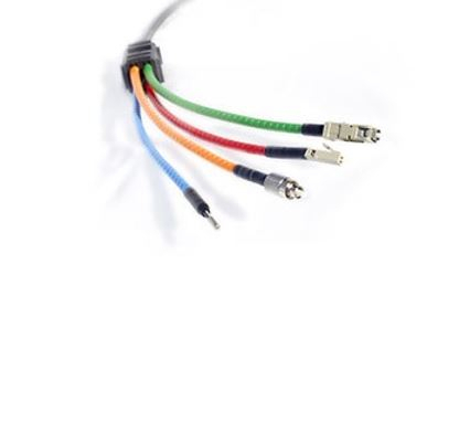 Light Armor Fiber Optic Cables