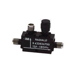 Coupleurs coaxiaux et diviseurs / combinateurs de puissance pour systèmes RF intégrés