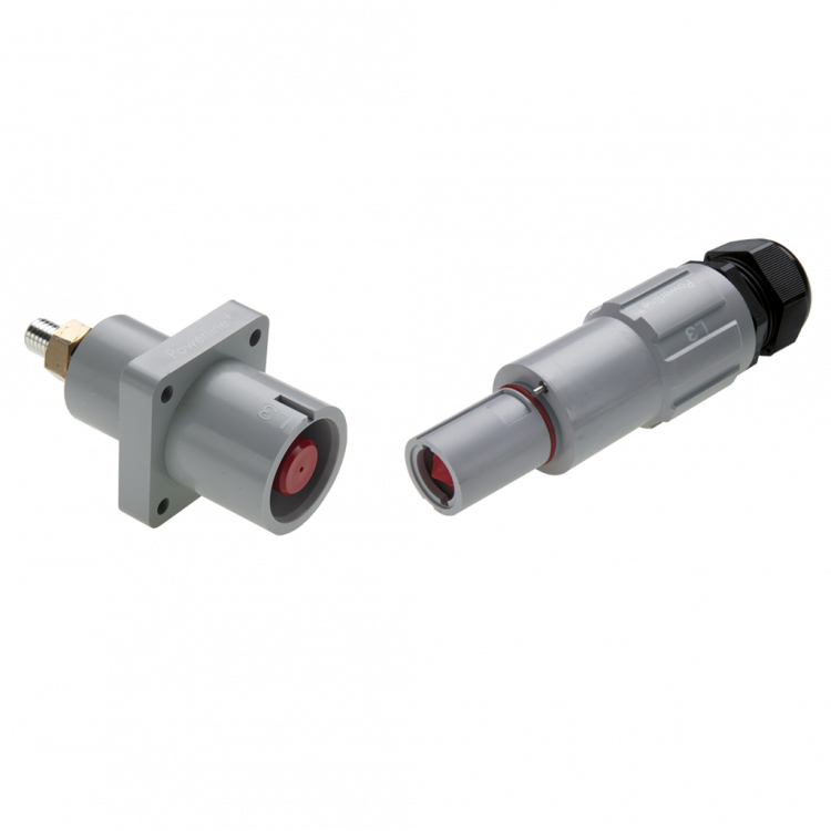 Industrial High Power Connectors