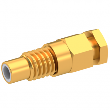 SMC / STRAIGHT JACK MALE CLAMP TYPE FOR 2/50 S CABLE GOLD