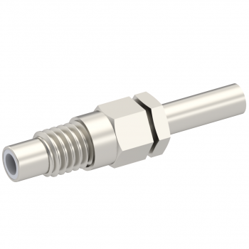 SMC / STRAIGHT JACK MALE CRIMP TYPE FOR 2/50 S CABLE NICKEL