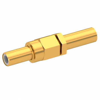 SLB / STRAIGHT JACK MALE CRIMP TYPE FOR 2/50 S CABLE GOLD