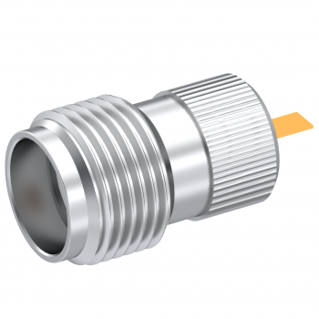 SMA / STRAIGHT JACK RECEPTACLE FEMALE PASSIVATED