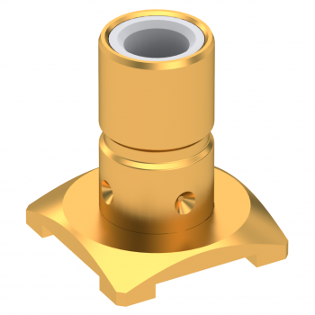 SMB / STRAIGHT MALE RECEPTACLE FOR PCB SMT TYPE- REEL OF 500