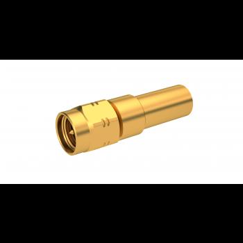 SMA / STRAIGHT PLUG FULL CRIMP-TYPE CABLE 5/50 D
