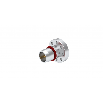 BMA / SPECIAL FLANGE PLUG RECEPTACLE WITH SPECIAL CONTACT