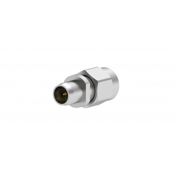 BMA MALE - SMA MALE STRAIGHT ADAPTER