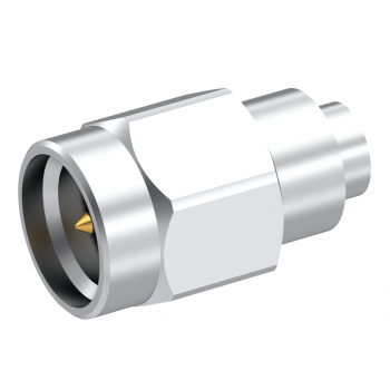 SMA MALE - SMP MALE FULL DETENT ADAPTER