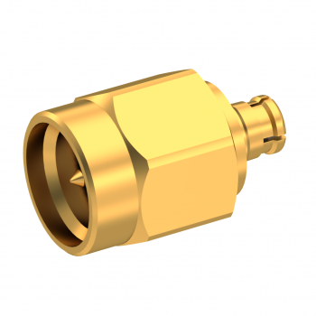 SMA MALE - SMP FEMALE ADAPTER