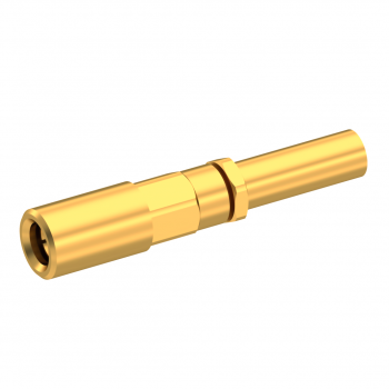 SSMB / STRAIGHT PLUG CRIMP OR SOLDER TYPE CABLE 2.6/50+75 S