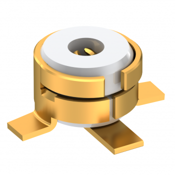 MMS / STRAIGHT JACK RECEPTACLE FOR PCB SMT TYPE - REEL OF 3000