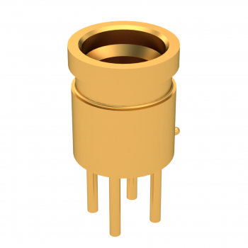 SMP-LOCK / STRAIGHT MALE PCB RECEPTACLE