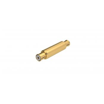 SMP-MAX / STRAIGHT FEMALE-FEMALE ADAPTER 25.3MM