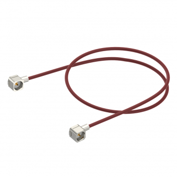 CABLE ASSEMBLY / MMS MALE-MALE CABLE 2/50S 20CM