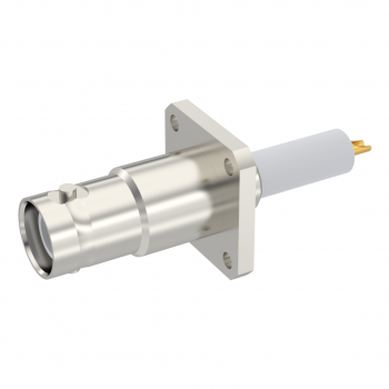 SHV / STRAIGHT MALE SQUARE FLANGE RECEPTACLE
