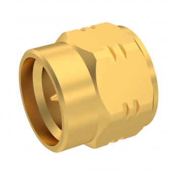 TERMINATION: SMA  M  4GHZ   1W 50ohms Gold pack500