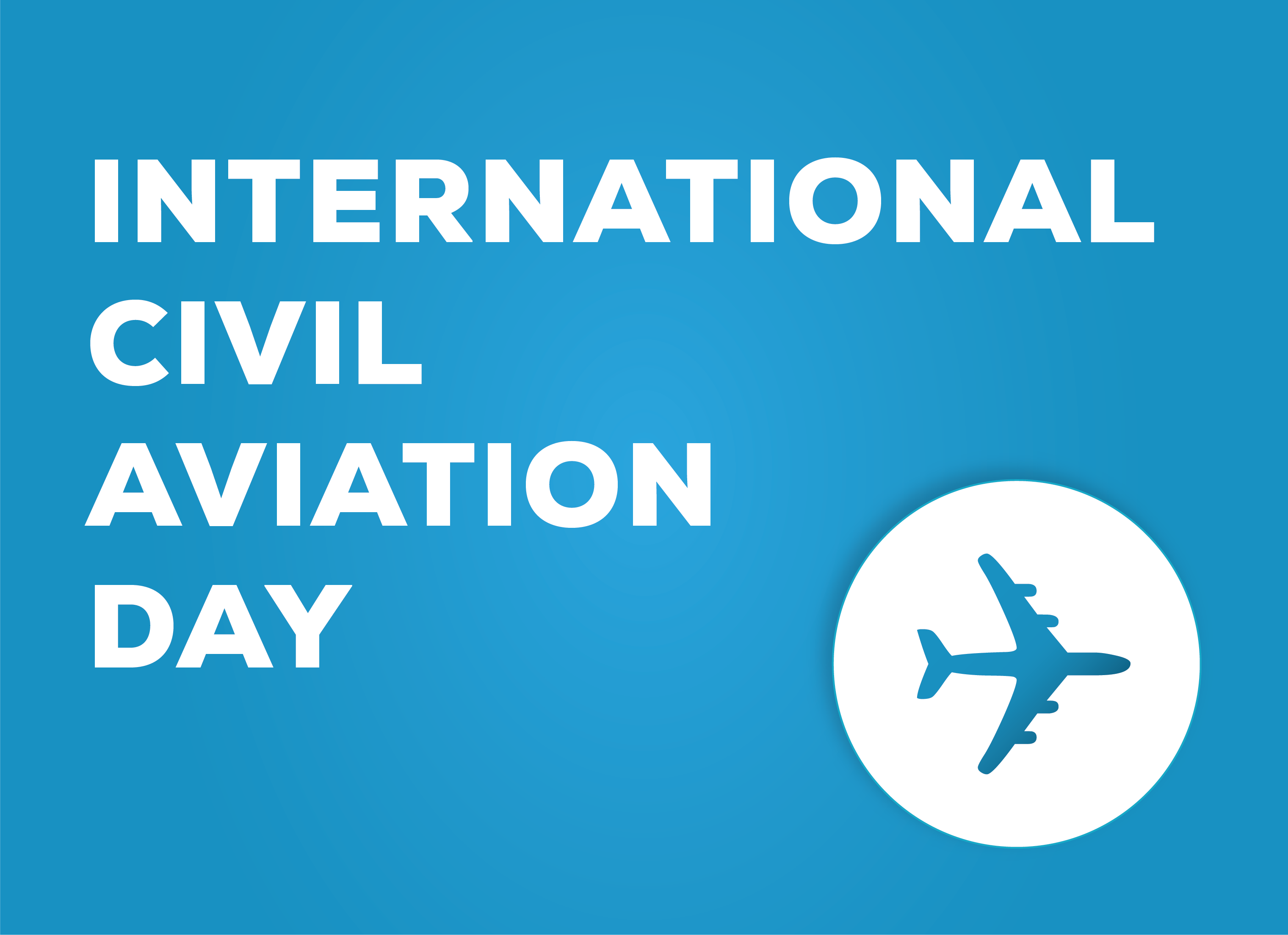 International Aviation Day 2020 (Infographic)