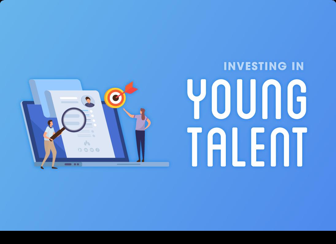 Investir dans les jeunes talents
