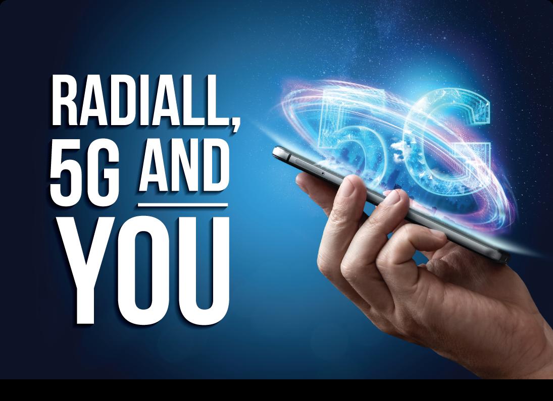 Radiall, 5G et vous