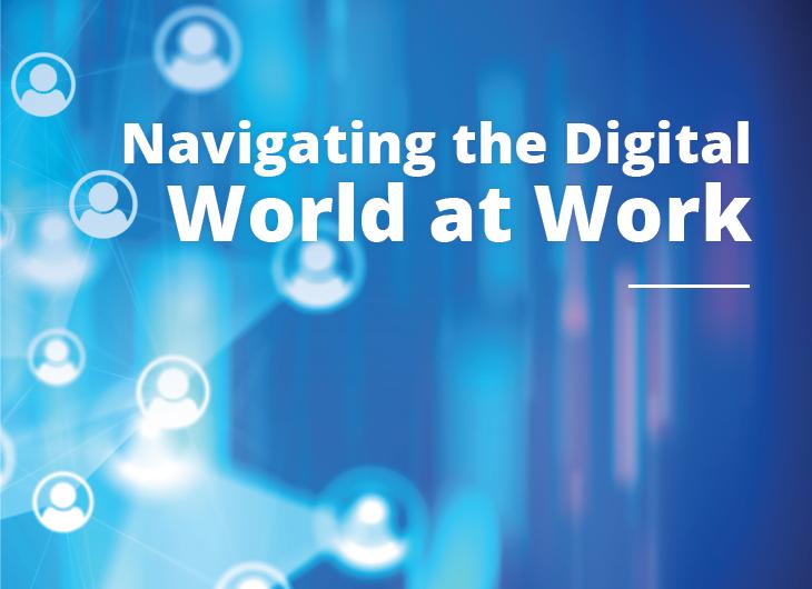 Naviguer dans le monde numérique au travail