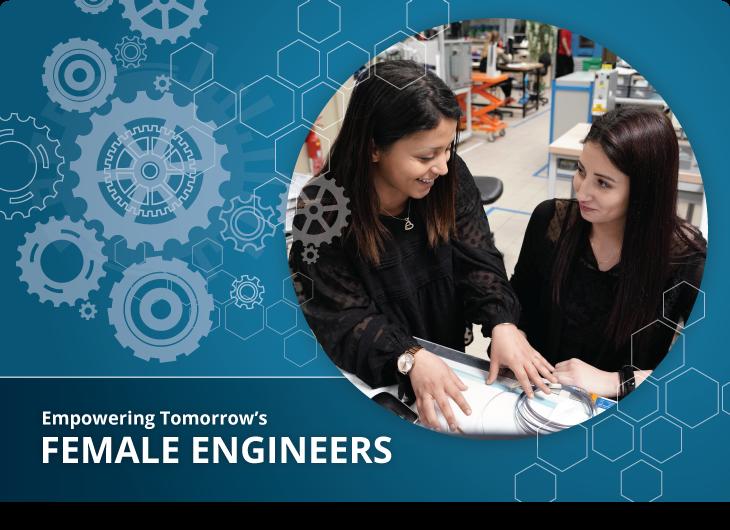 Autonomiser les femmes ingénieurs de demain