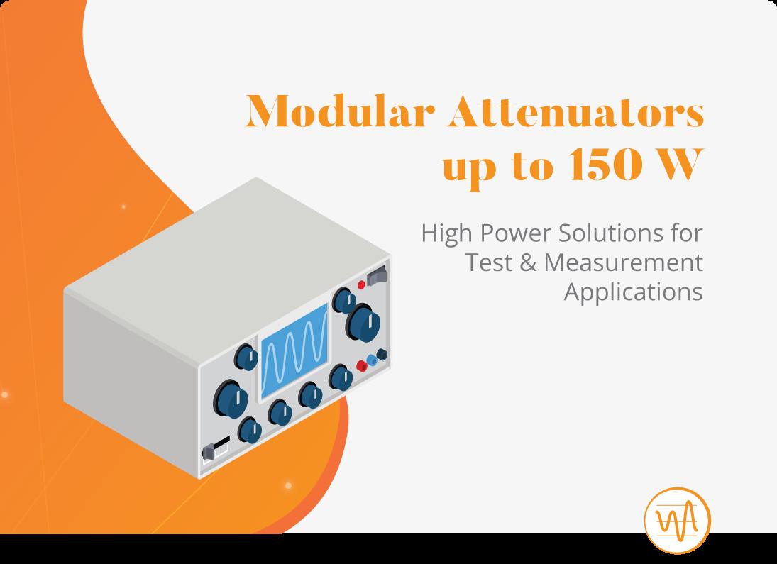 Modular Attenuators up to 150 W