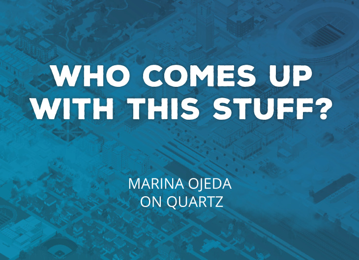 Marina Ojeda sur Quartz