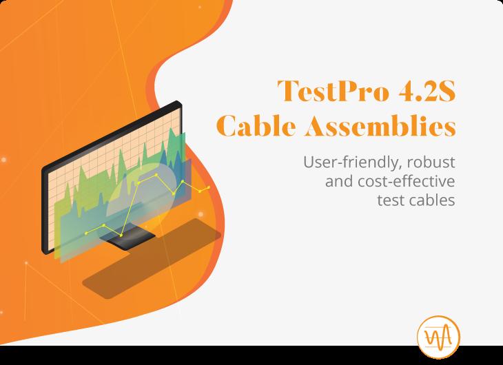 Ensembles de câbles TestPro 4.2S