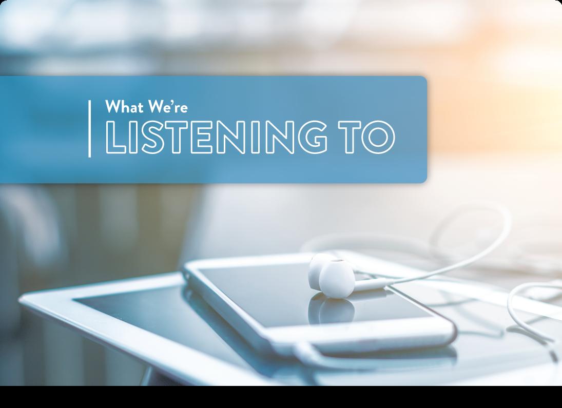 Ce que nous écoutons