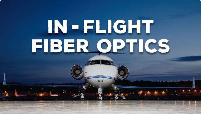 L'industrie aérienne ne devrait pas craindre la fibre