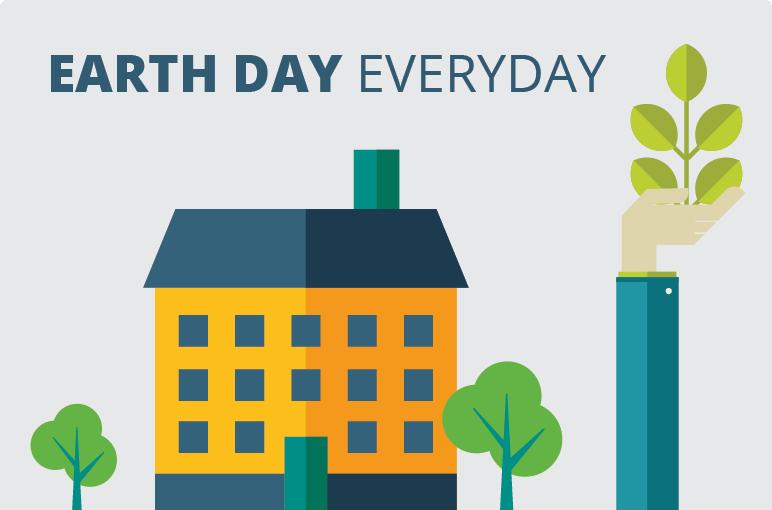 Jour de la Terre chaque jour