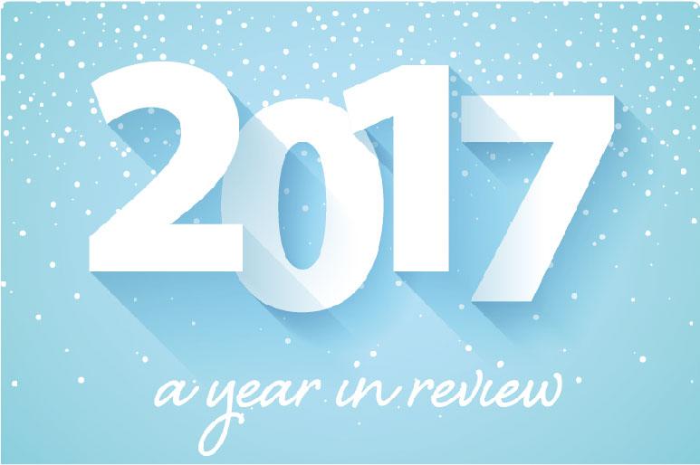 2017: bilan de l'année