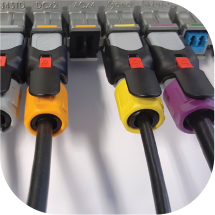OCTIS™: Outdoor Connector Transceiver Inside System