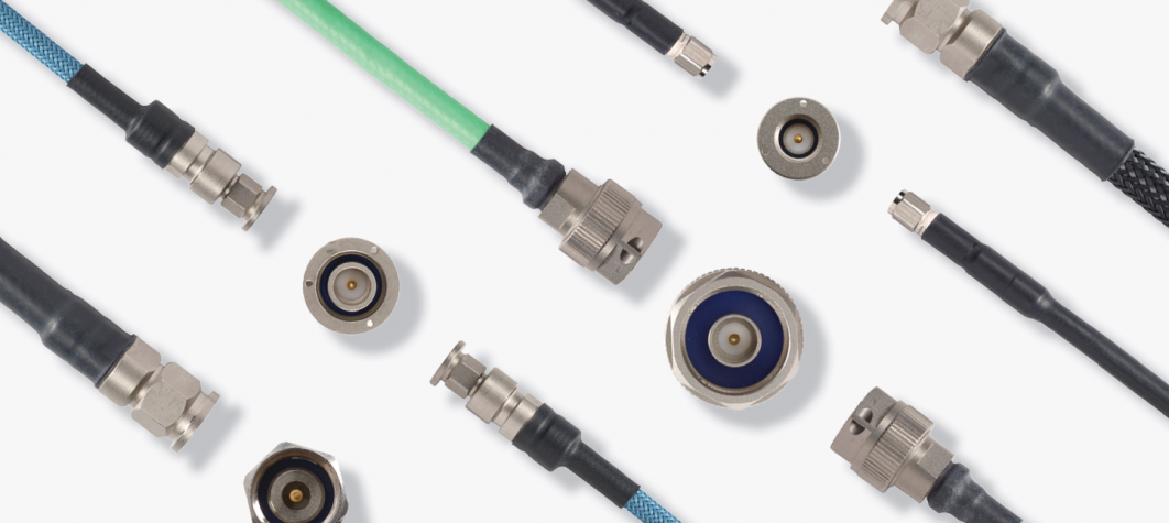 Learn about RF cables, RF coax, cable assembly, coaxial rf cable and RF cable assemblies