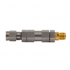 Space Coaxial Phase Shifters
