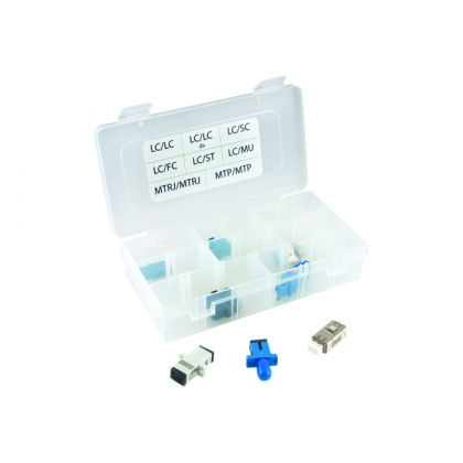 Fiber Optic Adapter Kits
