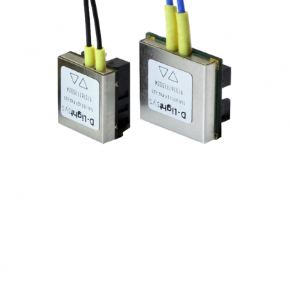 S-Light single channel optical transceivers by Radiall D-Lightsys brand for harsh environment applications