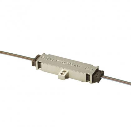 Board-to-board fiber optic connectors