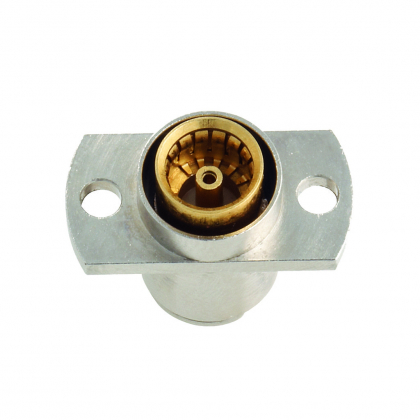 BMA subminiature blind mate slide-on connectors