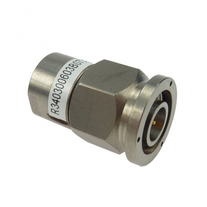 Low power space coaxial TNC terminations